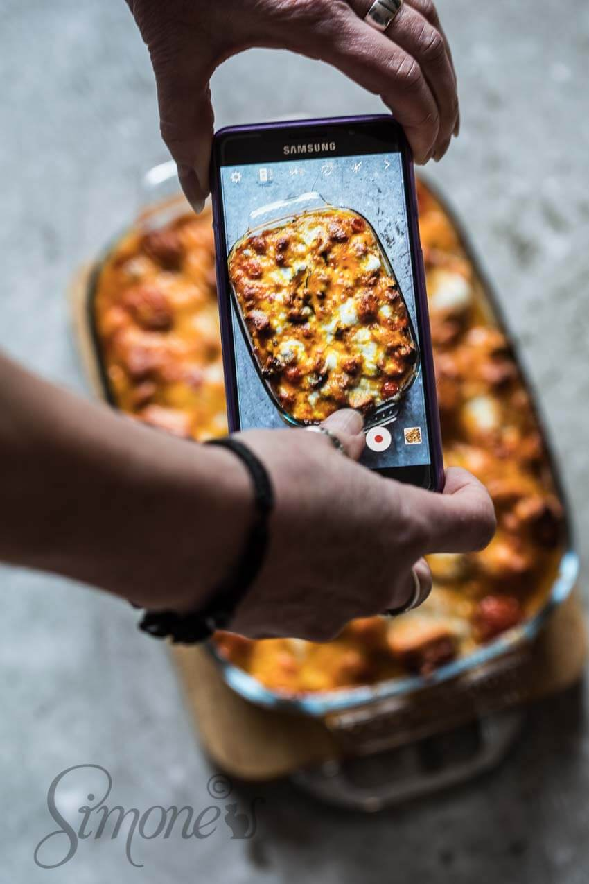 Hartige broodpudding | simoneskitchen.nl