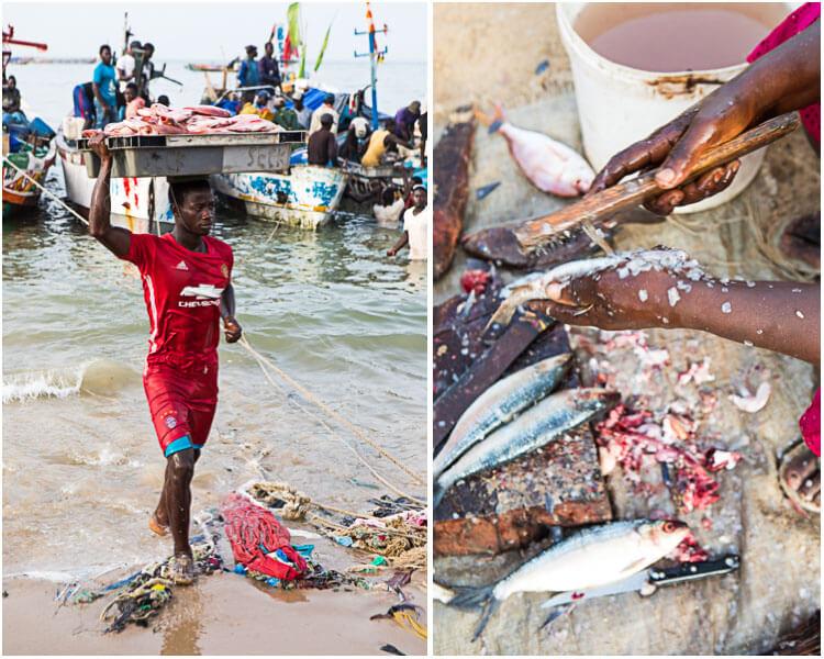 Visafslag Mbour Senegal