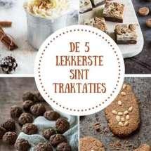 De 5 lekkerste Sint traktaties | simoneskitchen.nl