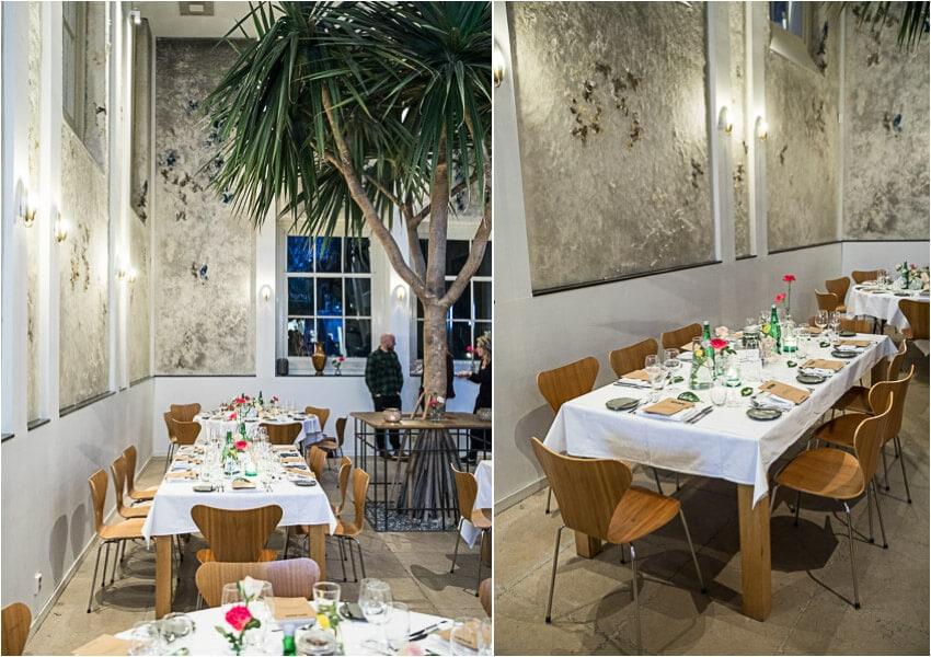 Diner bij de Hortus | simoneskitchen.nl