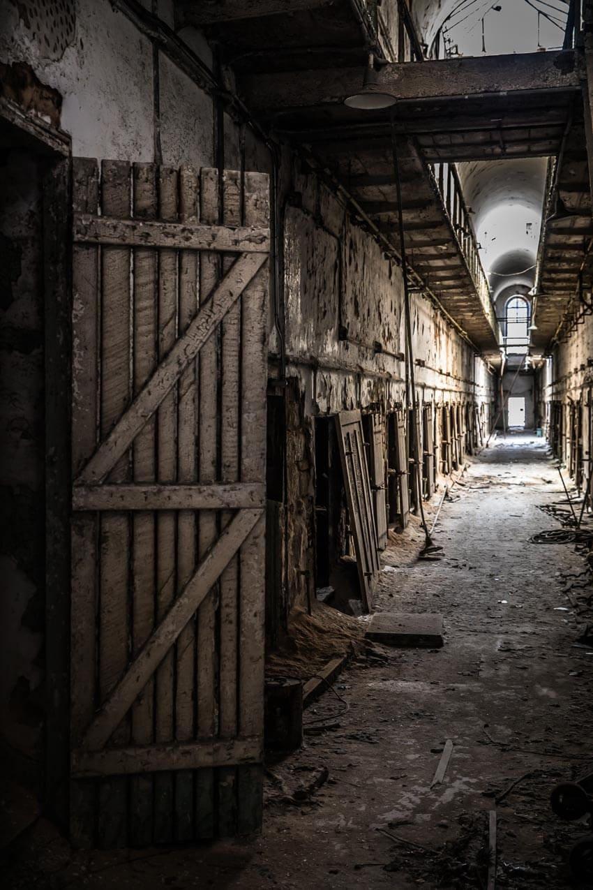 Eastern State Penitentiary | simoneskitchen.nl