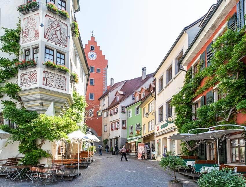 De vijf leukste steden van Baden Wurtemberg