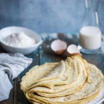 Paleo tortilla wraps | simoneskitchen.nl