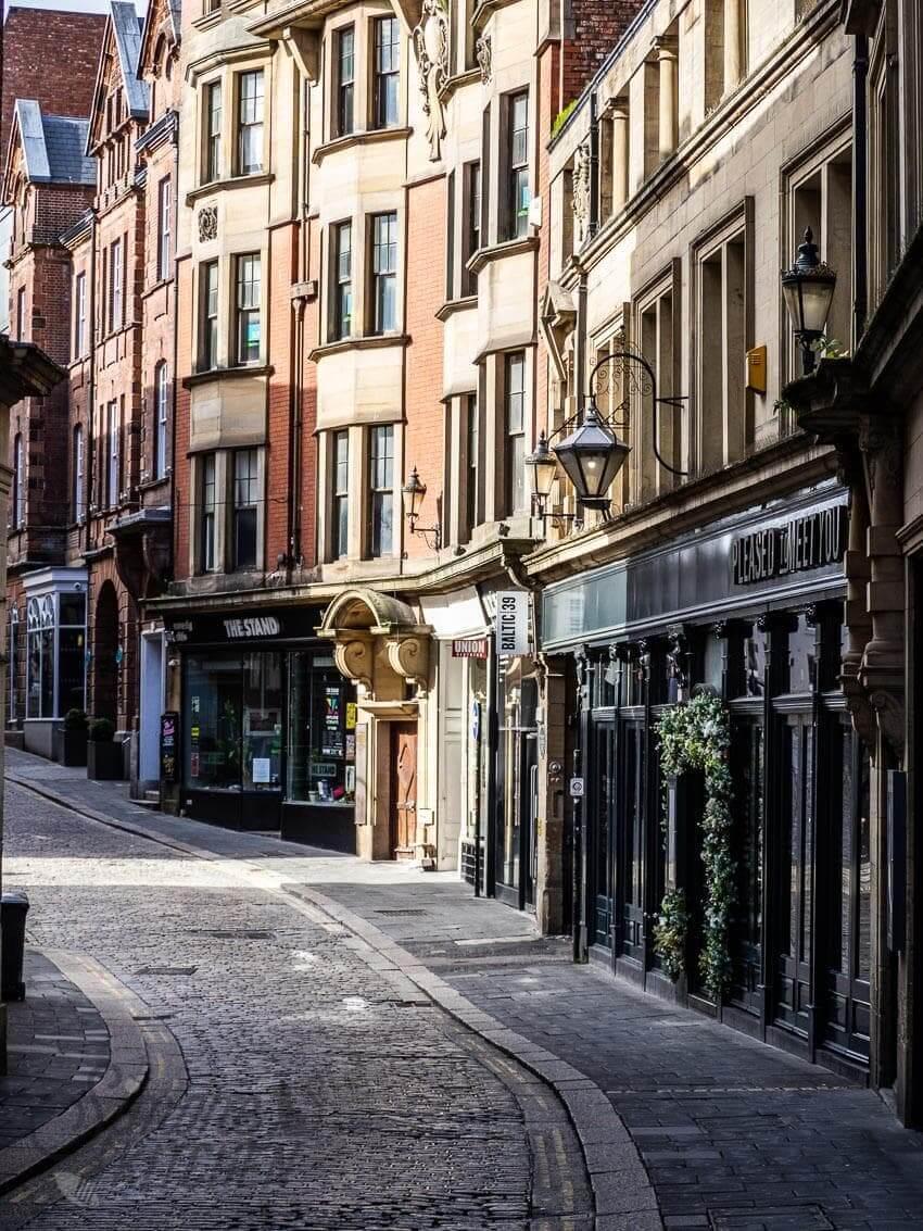 Citytrip Newcastle | simoneskitchen.nl