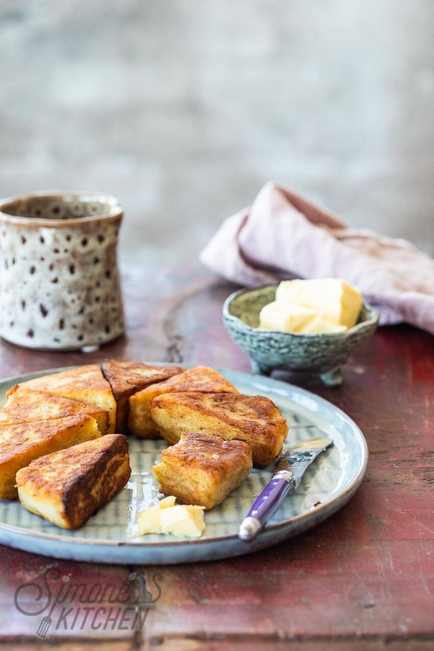 Iers potatobread oftewel aardappelbrood | simoneskitchen.nl