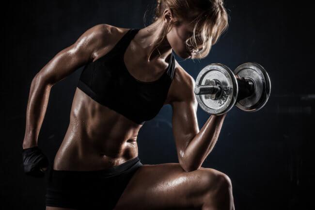 Waarom werken met gewichten goed voor je is | simoneskitchen.nl