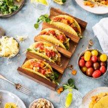 Taco met zoete aardappel | simoneskitchen.nl