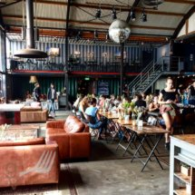 Hotspot Amsterdam Pllek