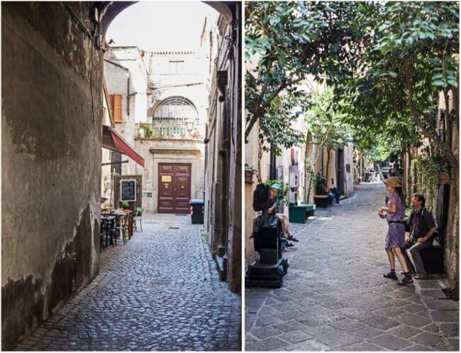 Orvieto - een van de tien mooiste plaatsjes van Umbrie