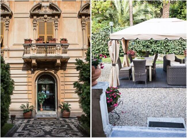 Villa Devoto te Rapallo
