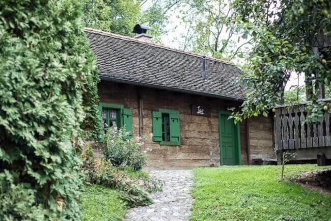 Romantisch slapen in Vuglec Breg