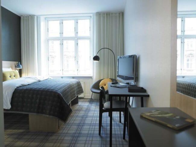 Ibsens hotel- overnachten in Kopenhagen