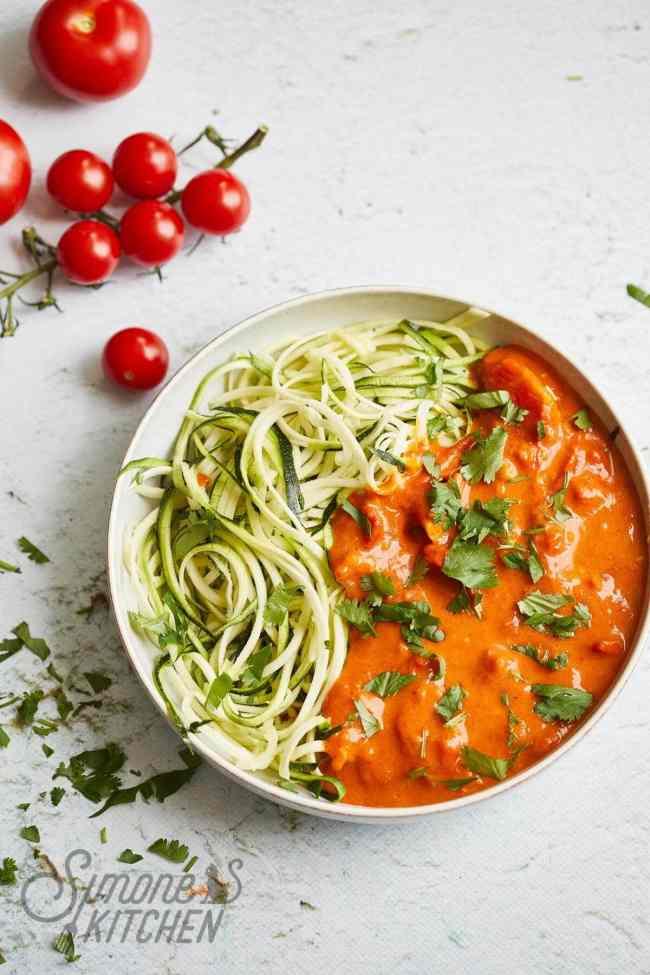 Tomatencurry