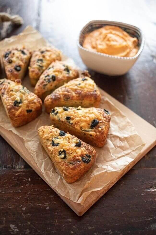 Heerlijke koolhydraatarme broodjes van Oahn's kitchen