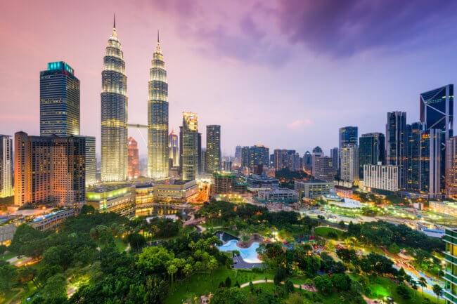 Kuala Lumpur _ Maleisie