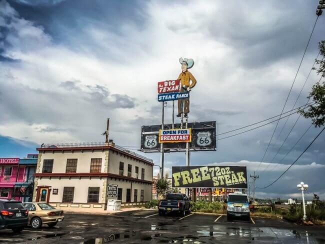 Leukste restaurants en motels op route 66