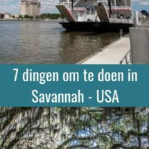 7 dingen om te doen in savannah - usa