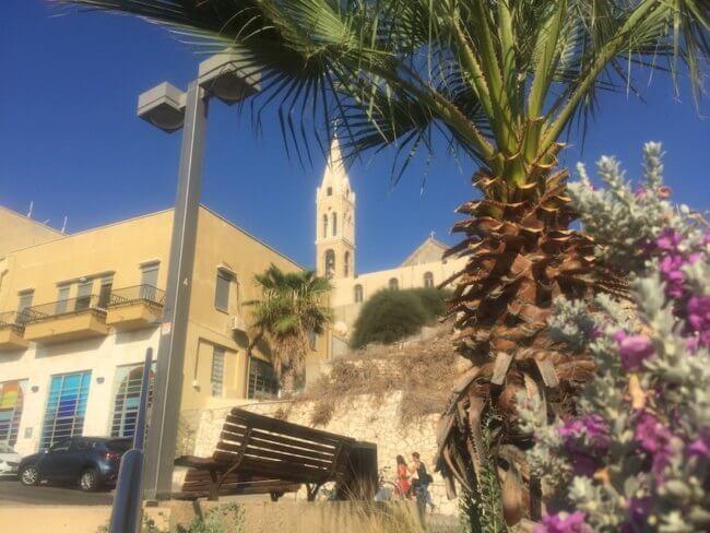 Oude stad Tel Aviv