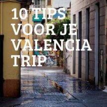 tips voor valencia