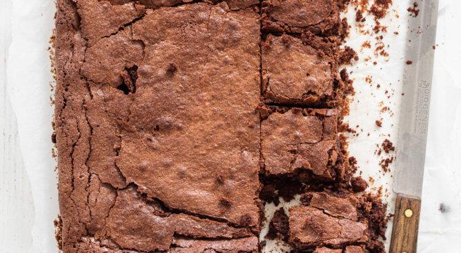 Overheerlijke brownies