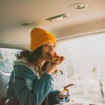 Gezond eten als je onderweg bent