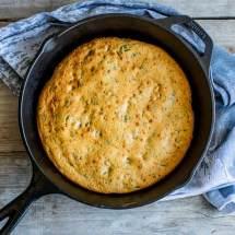 Snel brood uit de koekenpan