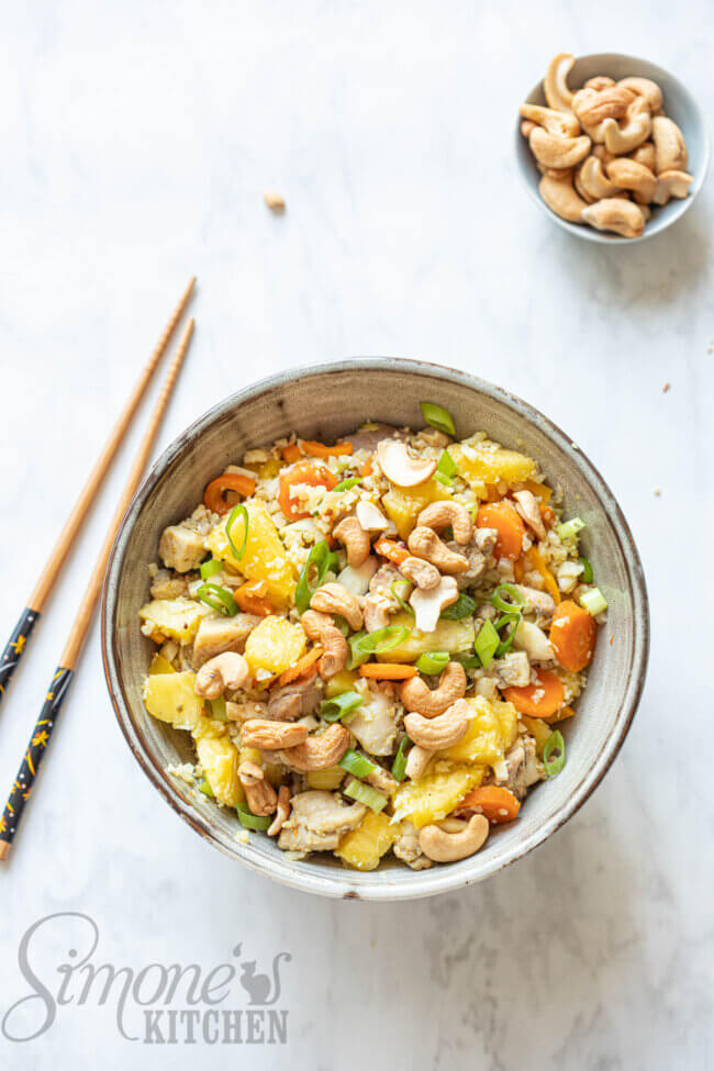 Hawaii rijst
