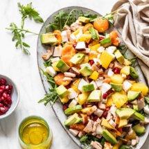 Tropische salade