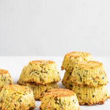 Cassavemuffins