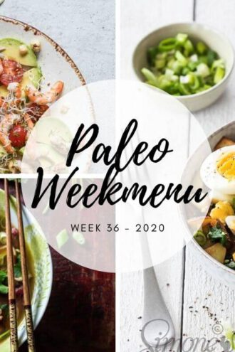 paleo weekmenu week 36 2020