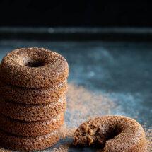 paleo chocolade donuts