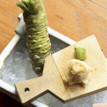Echte wasabi