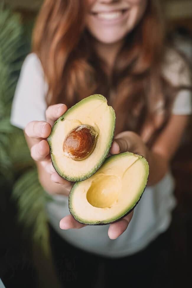 Is je avocado goed rijp?
