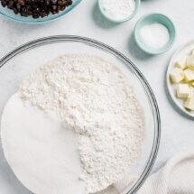 Bakpoeder en baking soda