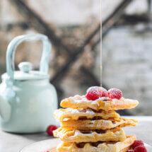 Croissant wafels
