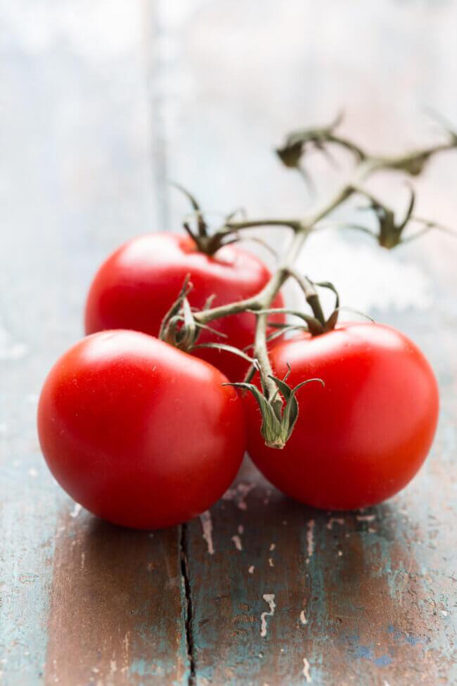 Tomaten bewaren