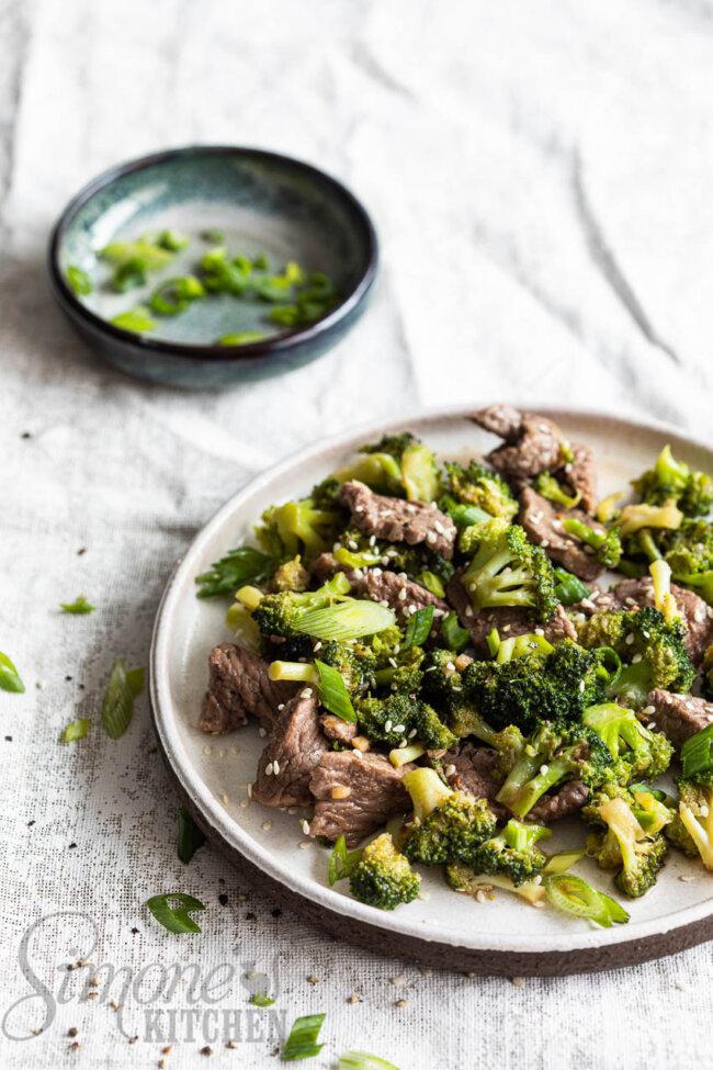 broccoli biefstuksalade
