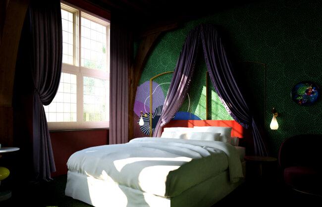 Weeshuis hotel