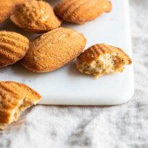 paleo madeleines