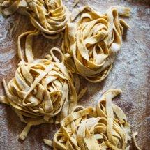 restjes pasta