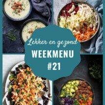 weekmenu week 21