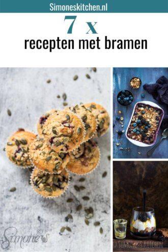 7 x recepten met bramen