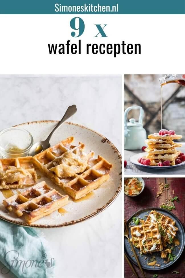 9 x wafel recepten
