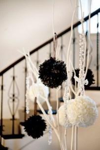 black-white-sphere-wedding-centerpiece-1