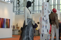 Overzicht KunstRAI 2015 - foto Simone Vos
