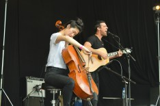 Gabriel Rios en celliste