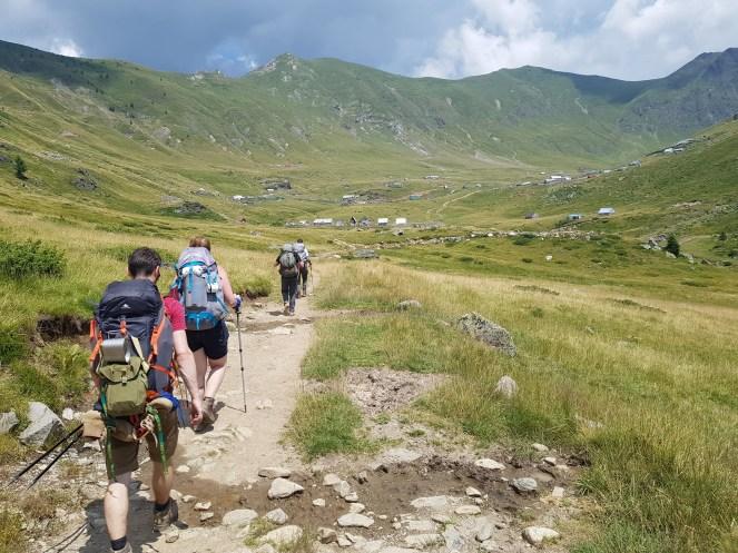 Balkan - wandelen