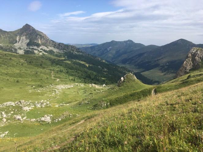 Balkan wandeltocht