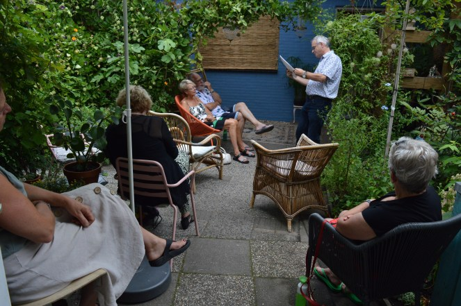 Foto: Simone Vos voor ED - Helmi's tuin