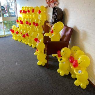 Eindhovens Dagblad Kempenland ballonnen voor ouderen